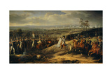Battle of Jena  October 14Th  1806 Napoleon before His Troops