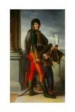 Portrait of Joachim Murat in Hussars Uniform