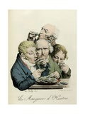 The Oyster Eaters 1825