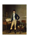 Francois Adrien Boieldieu  French Composer 1800