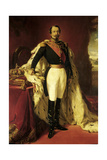 Full Length Portrait of Napoleon Iii  Emperor of the French  1853