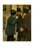 Portraits at the Stock Exchange: Ernest May Banker and Collector  1878