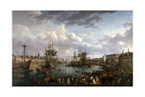 Harbor of Brest  Ca 1770-99