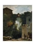 Grand Cascade at Tivoli 1761-62