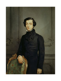 Alexis De Tocqueville  Foreign Minister under the French Second Republic 1850