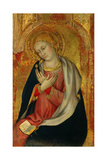 Virgin of the Annunciation  1400-1405