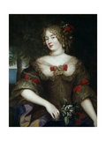 Francoise-Marguerite De Sevigne  Countess of Grignan  Ca 1665