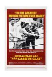 Muhammad Ali AKA Cassius Clay