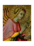 Angel of the Annunciation  Ca 1425-50