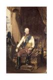 Portrait of Francis Ii  Holy Roman Emperor  Ca 1800