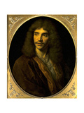 Portrait of Moliere  Ca 1645
