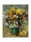 Bunch of Chrysanthemums
