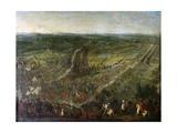 Battle of Fleurus  July 1  1690
