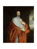 Portrait of Cardinal Jules Mazarin