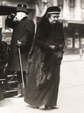 Frances Louisa Tracy Morgan  Widow of JP Morgan Sr Attending the Funeral of John L Cadwalder