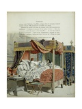 Lying in their Beds  Dying Richelieu Reveals Plot of Cinq-Mars to Louis XIII