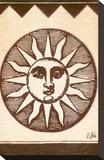 Antique Sunburst Symbol
