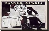 Danser à Paris with Martinis