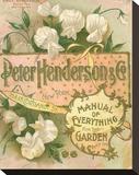 Henderson NY Garden Manual