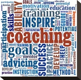 Motivating Coaching Collage