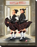 Laurel & Hardy Flying Skirts