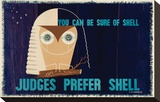 Judges Prefer Shell