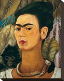 Portrait with Monkey1938