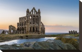 Ruins of Whitby Abbey England