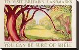 Shell Visit Britain Wiltshire