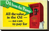 Shell-All the Value in the Oil