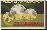 Shellubricate Modern Oil