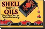Shell Motor Oils-Every Drop