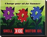 Shell Change Oil for Summer