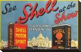 Shell Glasgo Stand No 76