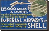 Shell Imperial Airways Fleet