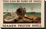 Seamen Prefer Shell