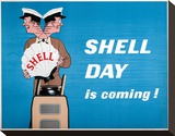 Shell Day is Coming