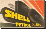 Shell Petrol & Oil