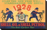 Standardise on Shell