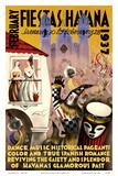 February Fiestas in Havana - January 30 to February 28  1937 - Dance  Music  Historical Pageants