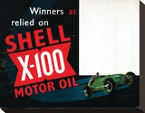 Winners Relied on Shell