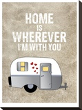 Camper Home Is Wherever