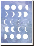 Moon Phases Purple