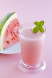 A Glass of Watermelon Smoothie