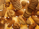 Many Breads  Rolls and Sweet Pastries