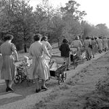 Hill Hall  a Women's Open Prison - 1957