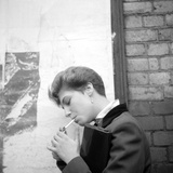 The Last of the Teddy Girls - 1955
