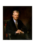 Presidential Portrait of Jimmy Carter