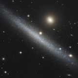 Dwarf Galaxy Ugc 1281 in the Triangulum Constellation