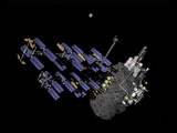 Asteroid Mining Outpost